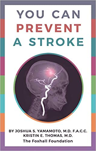 book cover You Can Prevent A Stroke