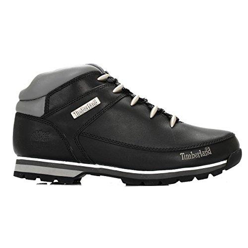 Sprint Black Euro Sprint Euro Hiker Timberland Boots Ftb Smooth Mens 5cwf7Pxgq6