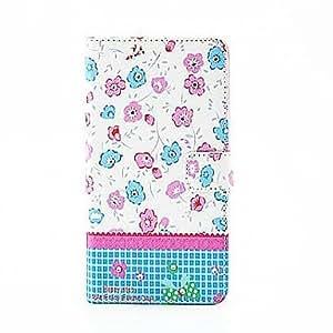 YULIN Teléfono Móvil Samsung - Carcasas de Cuerpo Completo - Diseño Especial - para Samsung Galaxy Note 4 ( Multi-color , Cuero PU )