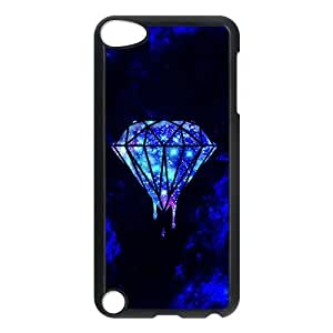 diy zhengDesign Case Cute Diamond Quotes Print on Hard Plastic Back Case Cover iphone 5ctouch 5 Case Perfect as Christmas gift(5)