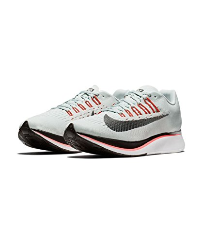Femme White de Grey Chaussures 009 Hot Punch Fly Barely Grey Nike Zoom Oil Multicolore Running qfwXBn1FH
