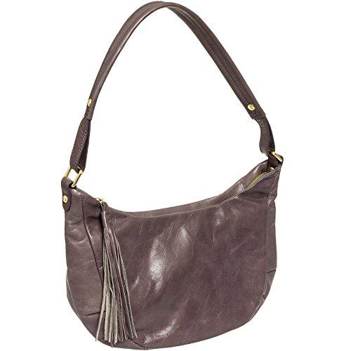 hobo-womens-leather-vintage-alesa-shoulder-handbag-purse-granite
