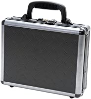 T.Z. Case International Ironite Single Pistol Case, Black, 11.5-Inch