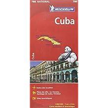 Cuba 786 - Carte nat.
