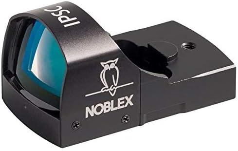 Noblex-Docter Optics Sight IPSC Red Dot Sight, Illuminated 3.5 MOA Dot