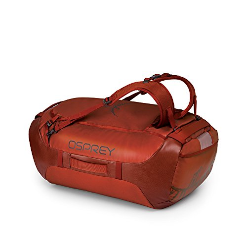 Osprey Packs Transporter 95 Expedition Duffel, Ruffian Red, One Size by Osprey
