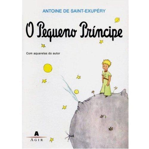 O Pequeno Principe (Com Aquarelas do Autor) (Em Portugues do Brasil)