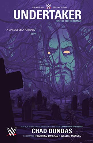 WWE Original Graphic Novel: Undertaker: Undertaker