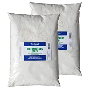 Nature's Wisdom Food Grade DE Diatomaceous Earth, 10 lb.