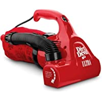 Ultra Bagged Handheld Vacuum This Use the Revolving Brush to Lift Pet Hair and Dirt From Floors, Upholstery and Stairs