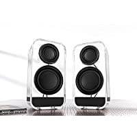 Transparent Bluetooth Speakers (Set of 2)