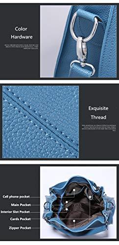 Designer En De Main Mode À Cuir Sac Tassel Crossbody Sacs Véritable Orange Fourre Luxe tout Épaule wTTq7t