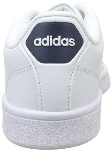 Maruni Ftwbla de Blanco CF Hombre para Zapatillas Ftwbla Adidas Deporte Advantage Cl wPp7qvT