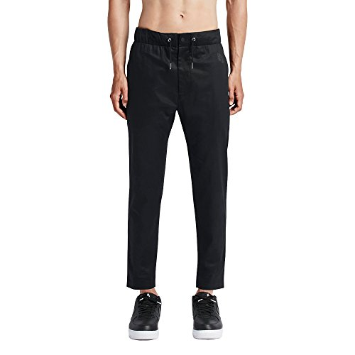 Nike Lab Essentials Men's Woven Pants (X-Large, Black)