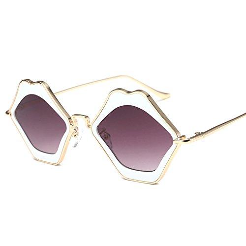 de Gafas Retro X178 de 3 Opcional Tendencia sol sol 1 Coreana Personalidad Color Gafas de Gafas dfEqdwx