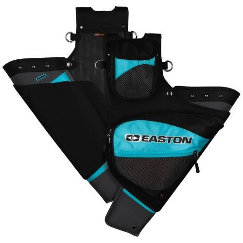 Easton Deluxe Hip Quiver RH Teal (Release Pouch Easton)