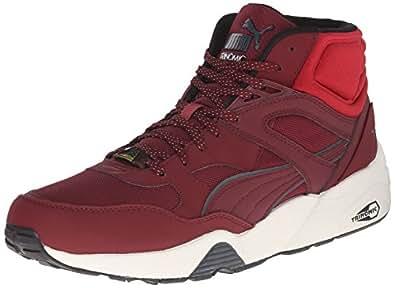 Amazon.com | PUMA Men's R698 Winter Mid Sneaker | Fashion