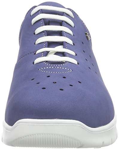 Trovare Comfort Barletta Ladies Sneakers Blau (electro)