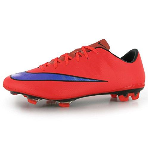 brand new 2186b d1b27 Nike Mercurial Veloce II FG Herren Fußballschuhe rosa - violett