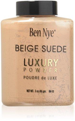 Ben Nye 1.5oz Shaker Bottles Beige Suede