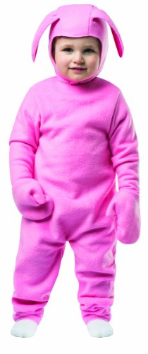 [Rasta Imposta Baby's Christmas Story Bunny, Pink, 3T-4T] (Toy Story Halloween Costumes For Family)