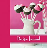 Recipe Journal - Cake Pops, Delicious Stationery, 1415321515