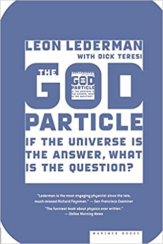 The god particle if the universe is the answer what is the the god particle if the universe is the answer what is the question reprint edition fandeluxe Images