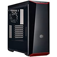 Cooler Master MasterBox Lite 5 ATX Mid Tower Gaming Computer Case Chassis (Black)