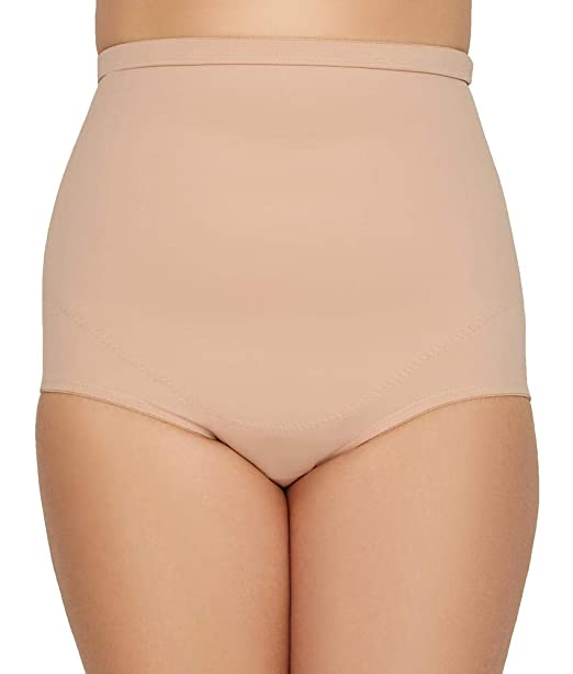 a8b3089a1c7 Miraclesuit Plus Size Flexible Fit Extra Firm Control High-Waist Brief   Amazon.ca  Clothing   Accessories