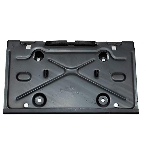 Eckler's Premier Quality Products 50203645 Chevelle Gas Door & License Plate Bracket For All Cars Except Wagons