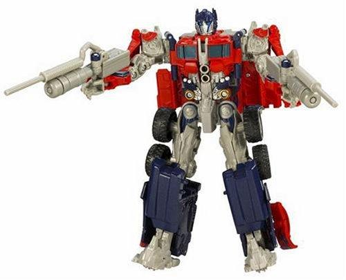 Transformers Movie Voyager Optimus Prime (Optimus Prime Movie)