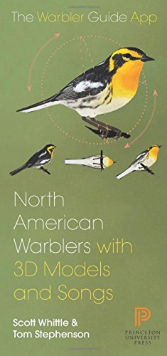 North American Warbler Fold-out Guide (Warbler Guide App)