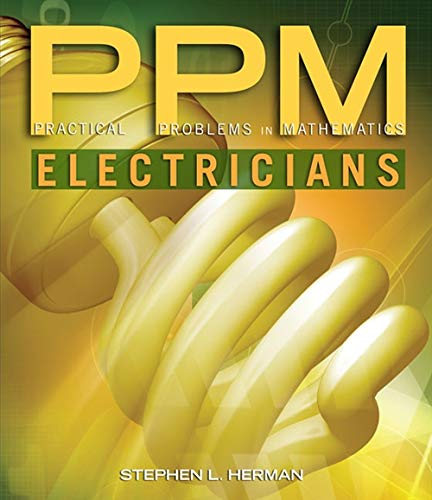 (Practical Problems in Mathematics for Electricians (Practical Problems In Mathematics Series))