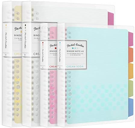 Formemory KOKUYO Macaron - Cuaderno de Notas (tamaño A5