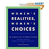 img - for Women's Realities, Women's Choices book / textbook / text book