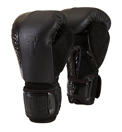 Title Black Blast Heavy Bag Gloves, Black, 14 oz