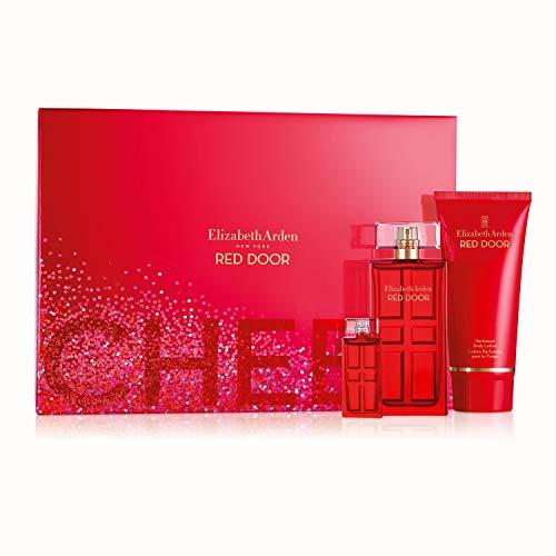 - Elizabeth Arden Red Door Eau De Toilette Spray 3 Piece Gift Set