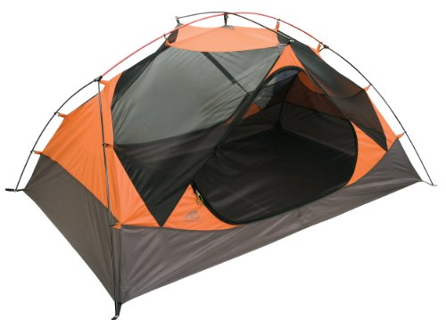 Alps Mountaineering Chaos 3 Tent, Brown/Orange, Outdoor Stuffs