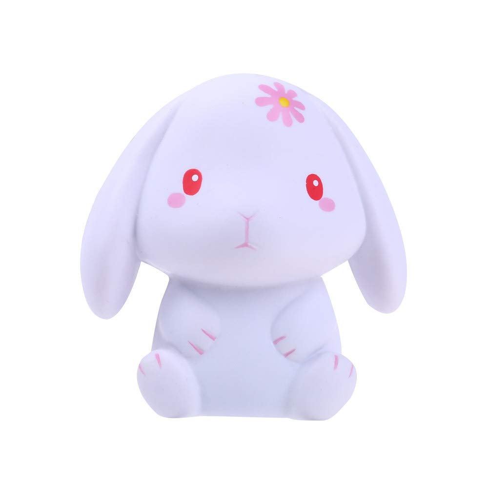 BBTshop Squishies Adorable Rabbit Slow Rising Cream Squeeze Scented Stress Relief Toys