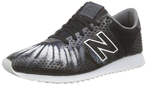 Grau Para Balance grey Zapatillas New black Mujer Wl420df 6XOUqWwx4