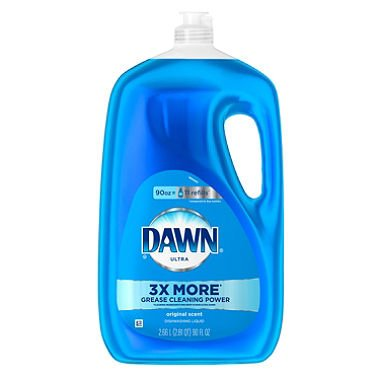 Dawn Ultra Dishwashing Liquid Dish Soap, Original Scent, 75 Fluid Ounce (Pacof of 2)