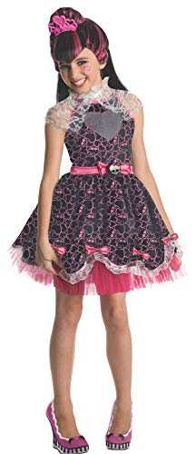 Draculaura Costumes Pictures - Monster High Sweet 1600 Deluxe Draculaura