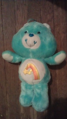 Vintage 13 in Wish Bear Care Bear 1983