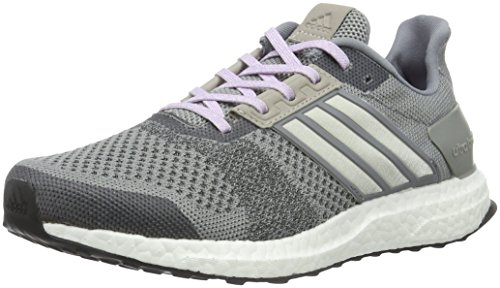 Adidas Vrouwen Ultra Boost St W Loopschoenen Grijs / Wit / Zwart (grijs / Blatiz / Brimor)
