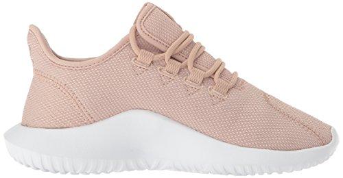 Adidas Originals Kids' Tubular Shadow J Sneaker, Collegiate Burgundy/Collegiate Burgundy/White, 4 M US Big Kid