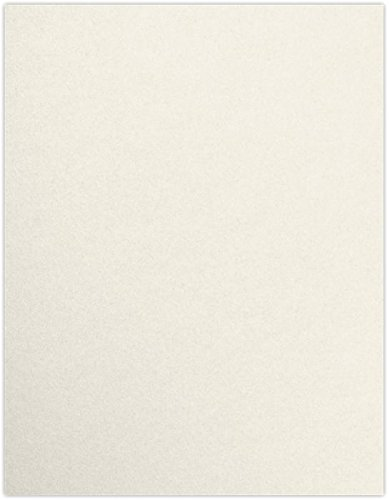8 1/2 x 11 Cardstock - Quartz Metallic (50 Qty) | Perfect for Printing, Copying, Crafting, various Business needs and so much more! | 81211-C-72-50 by Envelopes.com