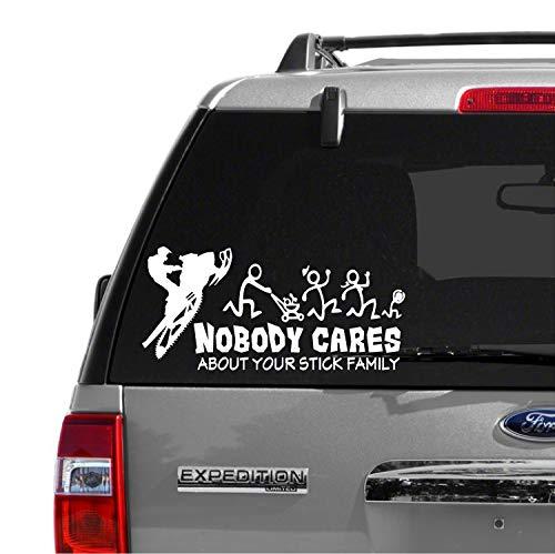 (Bermuda Shorts Graphics Nobody Cares/Snowmobile/Stick Family/Graphic Sticker/SKI-DOO Arctic CAT Yamaha Polaris)
