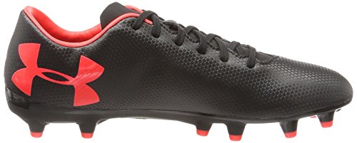 Nero black Armour Under Ua Scarpe Da Fg Force Uomo Calcio 3 0 FxvwxqUP