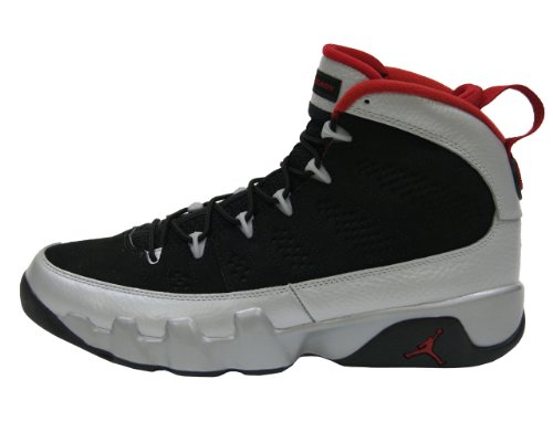 ... Nike Menns Air Jordan 9 Retro Johnny Kilroy Lær Basketball Sko ...