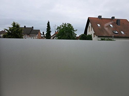 Lindea fix® Statische Fensterfolie Zarame 92cm Milchglasfolie Dekorfolie, Bitte Bitte Bitte Größe wahlen 0.92m x 2.20 m B014FV36IC Fensterbilder 1b81b6